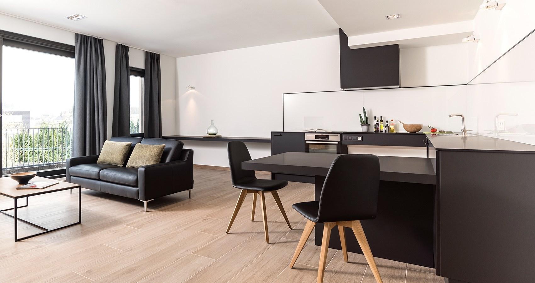 Appartement pour personne à mobilité réduite
